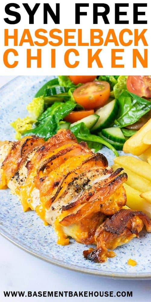 Slimming World Hasselback Chicken