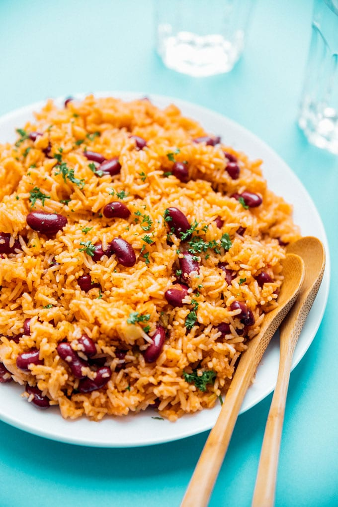 Spanish Rice and Beans