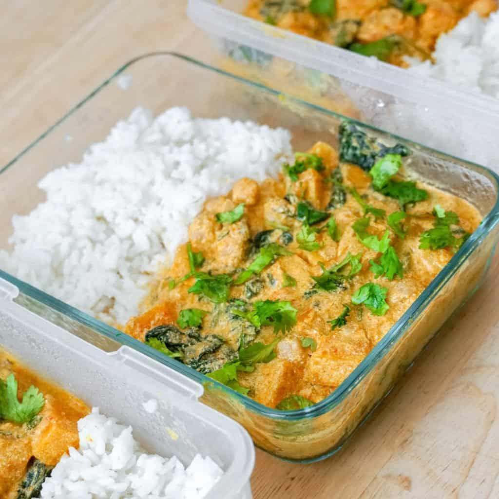 Creamy Butternut Squash Curry