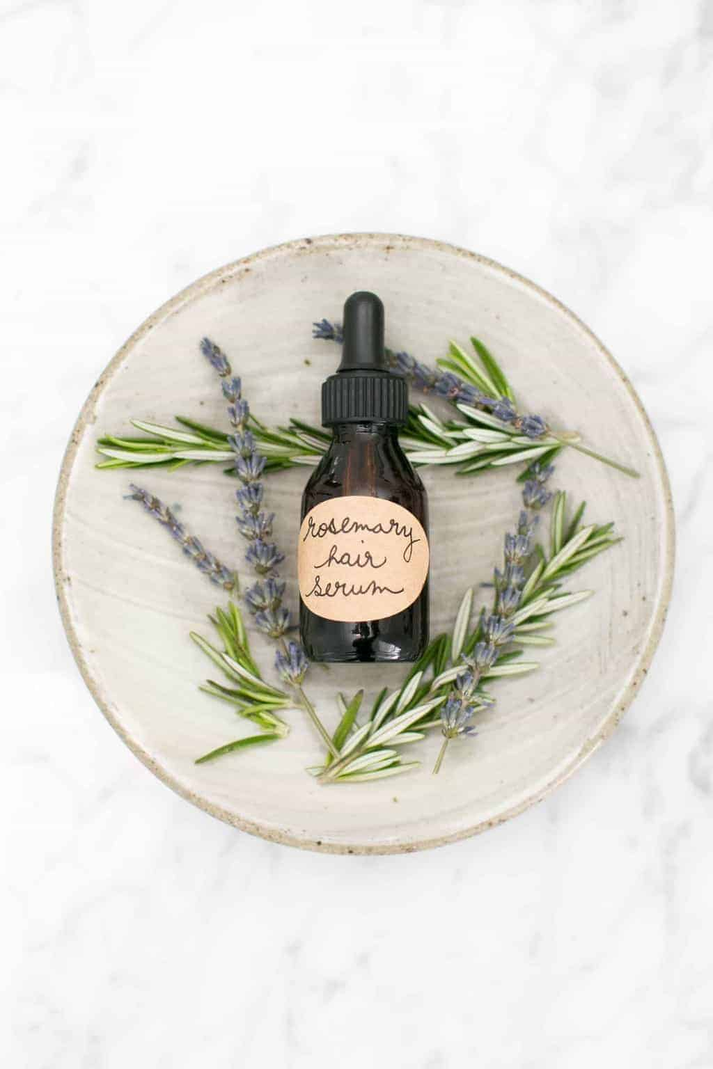 Nourishing Rosemary Hair Serum
