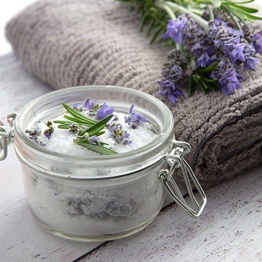 Back Pain Aromatherapy Bath Salts