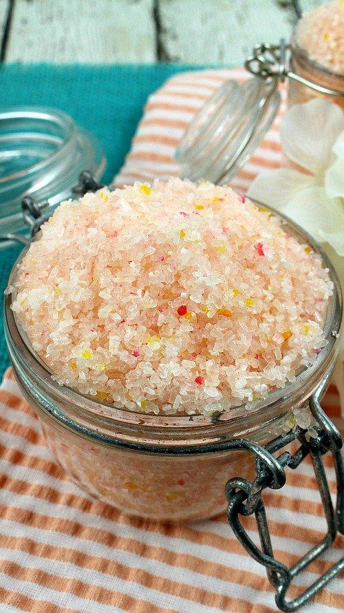 Tangerine Bath Salts