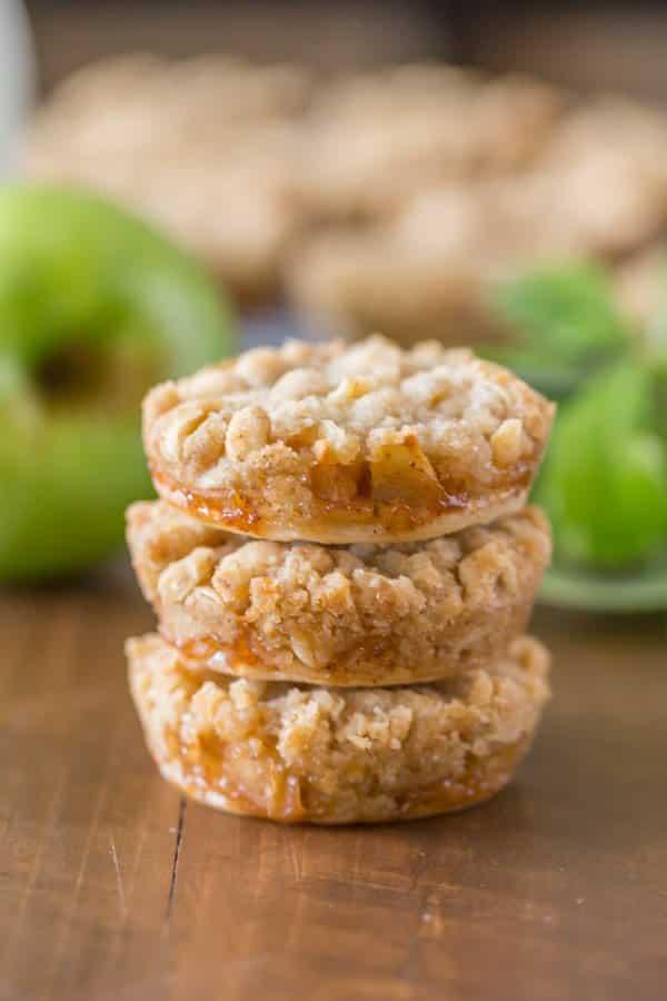 Dutch Apple Pie Cookies