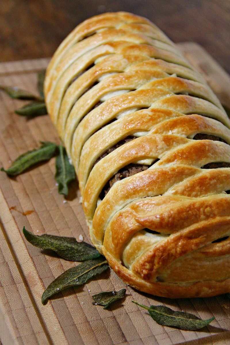 Vegan Wellington Roast