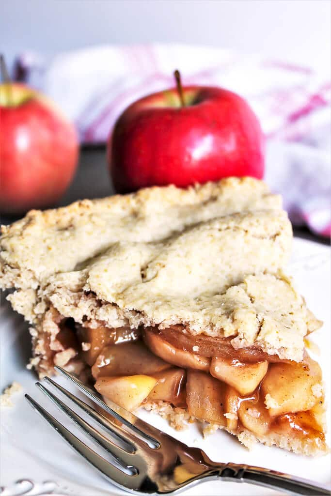 The Best Gluten-Free Vegan Apple Pie